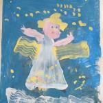 """Анна - 3 года-""""Ангел"""""""