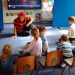 Gorizont school lesson